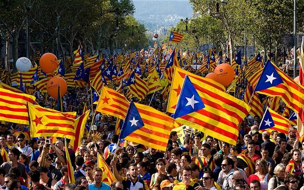Španělské úřady zakázaly referendum
