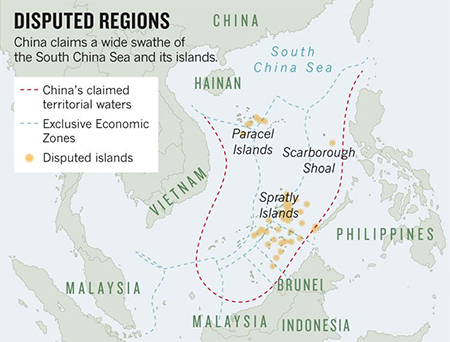 China's Territorial Claims