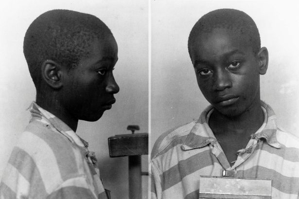 George Stinney Jr (14), Youngest person Executed in US Cleared of Murder - 70 years after his Death