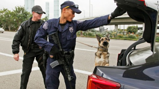 Police state desnsitization alert!!