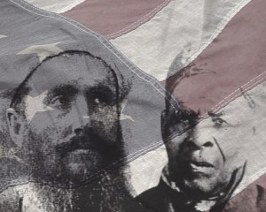 Alexander Russell Webb(Left) and Omar ibn Said(right)